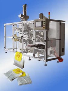 Double-chamber-tea-packing-machines