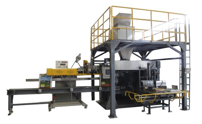 Auto-Bagging-Machine