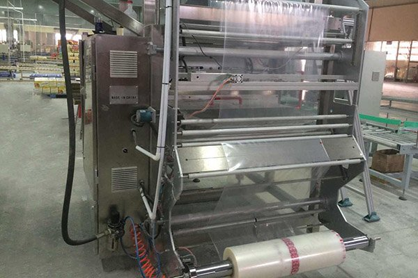 vffs bag in bag packing equipment