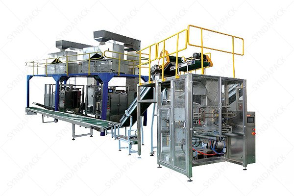 vffs bag in bag packing machinery