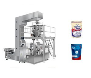 premade pouch packing machine